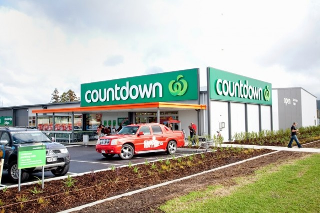 Countdown Whitianga new store