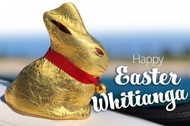 Enjoy Easter in Whitianga with events and activities for all