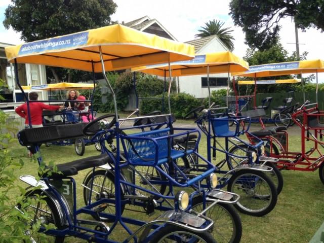 Quad Cycle Cruisers