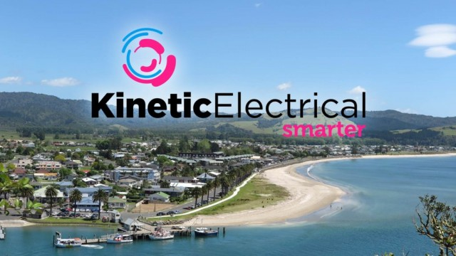 Kinetic Electrical Coromandel Peninsula