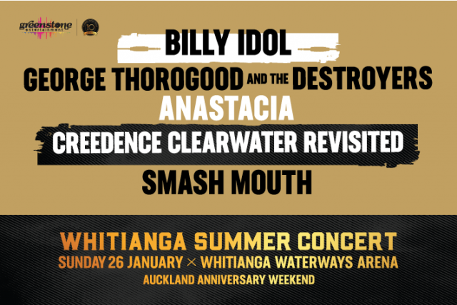 Whitianga Summer Concert Announces Huge Lineup For 2020!