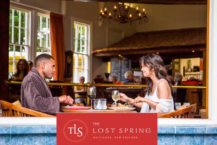 The Lost Spring Seafood Celebration Weekend
