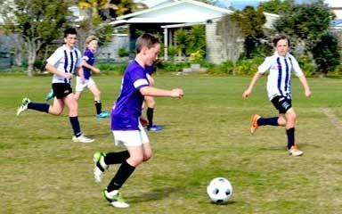 Mercury Bay Football Club