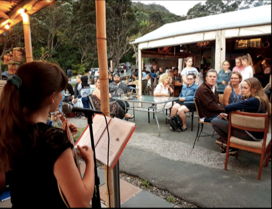 The Mercury Bay Experience -  Live Music Performances At Luke's Kitchen