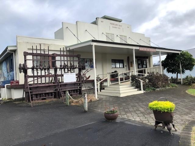 Mercury Bay Museum in Whitianga