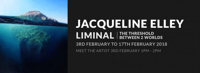 Bread & Butter Gallery Fine Art Exhibition 'Liminal' by Jacqueline Elley