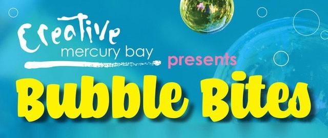 Creative Mercury Bay 'Bubble Bites'