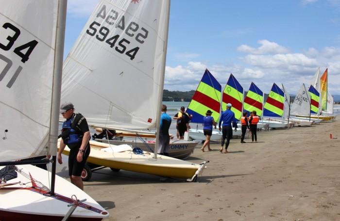 Waikato Regional Centreboard Championships