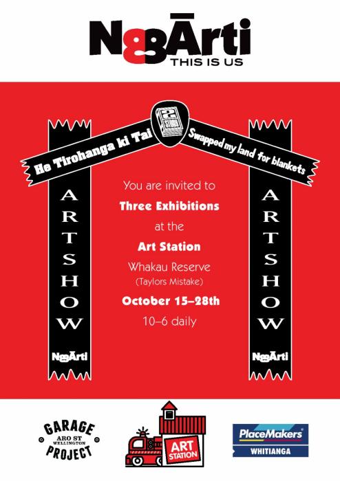 NgArti Art Show
