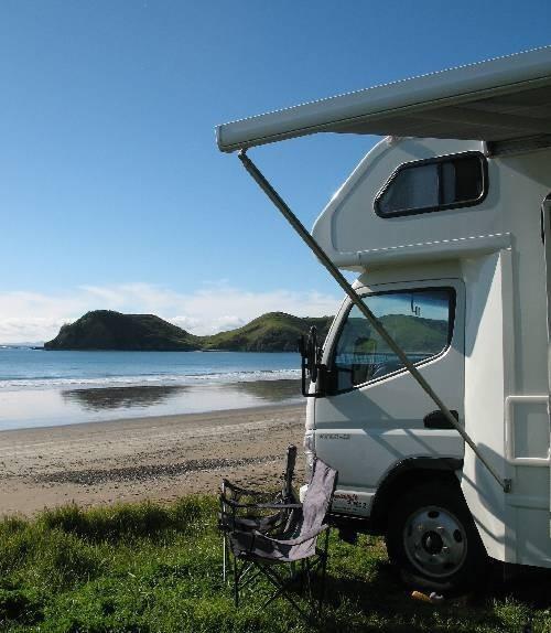 Coastal Campers - Motorhome Hire Whitianga