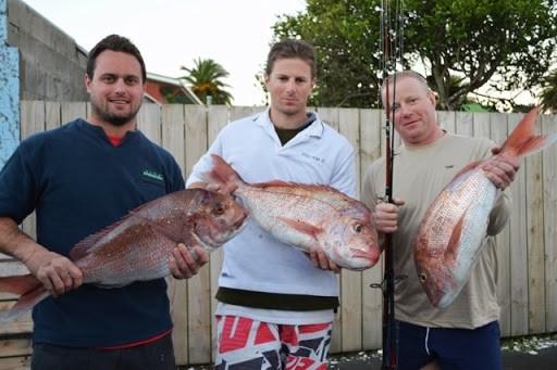 ITM fishing tournament whitianga