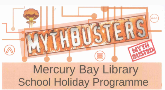Mythbusters School Holiday Programme