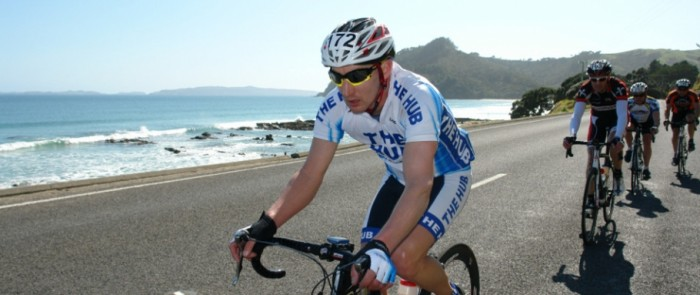 Cranleigh k2 Cycle race including travelling through Whitianga