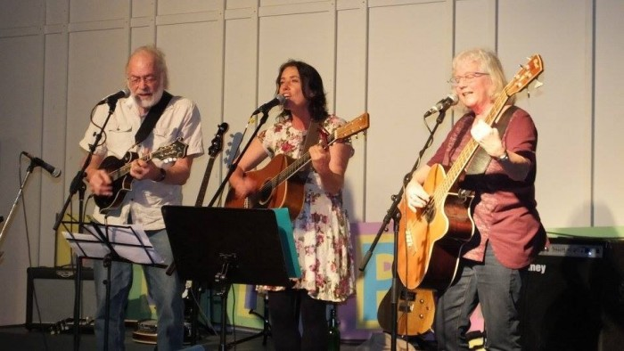 Whitianga Music Club Open Mic and Guest Artist Performances