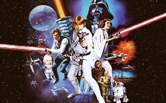 Star Wars Nights - Every Sunday in Whitianga!