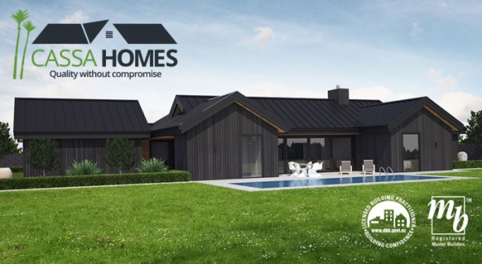 Cassa Homes Whitianga