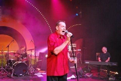 Tom Sharplin Rock and Roll at the Mercury Bay Club