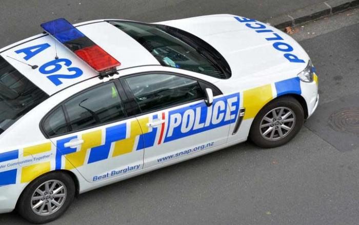 NZ Police Community Meeting