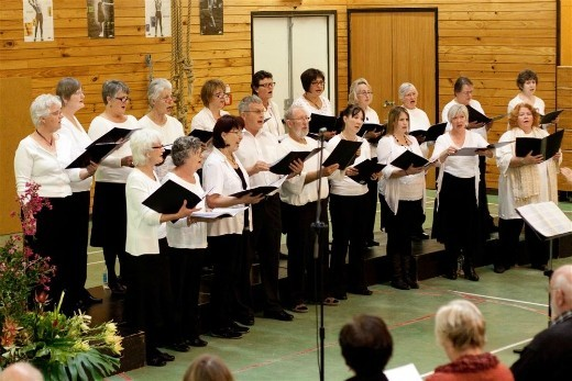 A Winter Sing at the Whitianga Town Hall