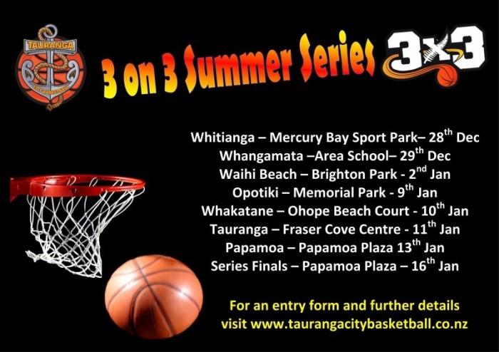 Basketball Summer Series