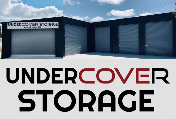 UnderCover Storage storage facility Whitianga Coromandel Peninsula