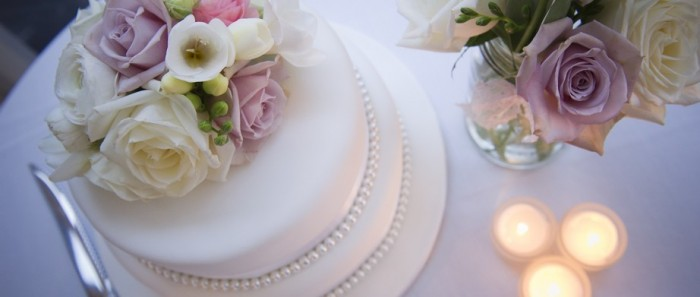 Salt Restaurant & Bar Wedding Cake Whitianga