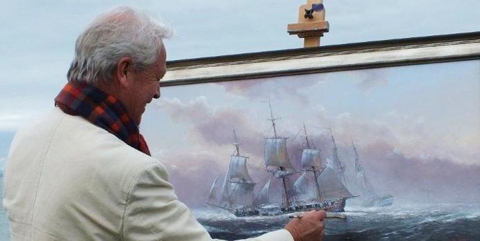 Paul Deakin Marine Artist