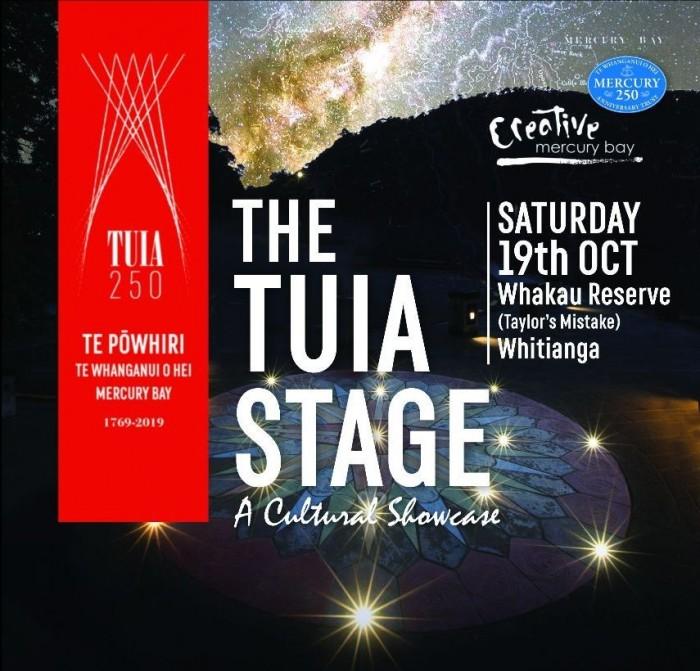 Tuia Stage Free Performances - Commemorating Mercury 250