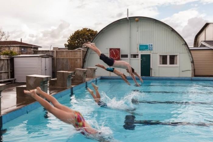 Whitianga Public Swimming Pool open day