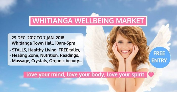 Whitianga Health & Wellbeing Market