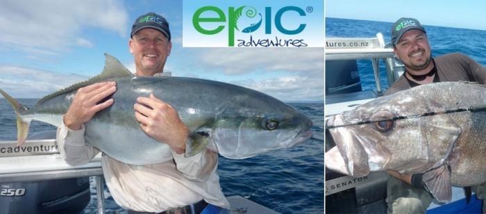 Epic Fishing Charter Adventures