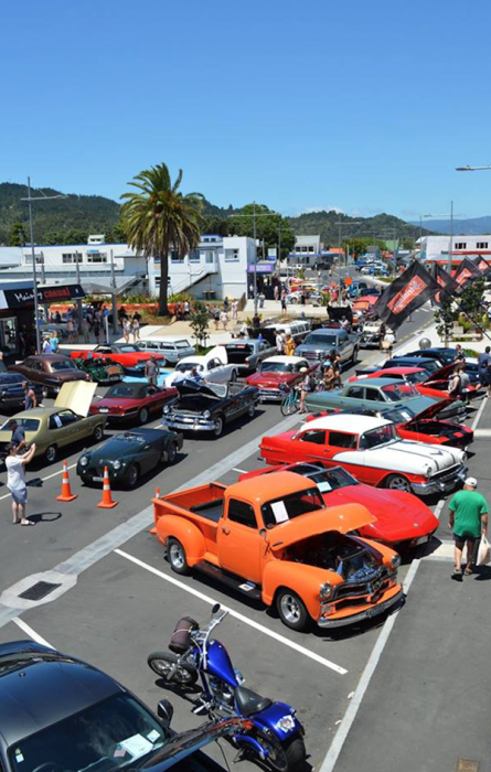 Frankies Beach Street Meet - Car, Truck and Bike Show