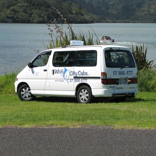 Whitianga Mini Van