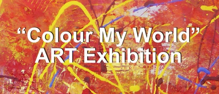 Colour My World  Art Exhibition