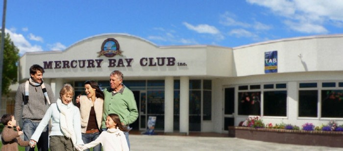 Mercury Bay Club Inc