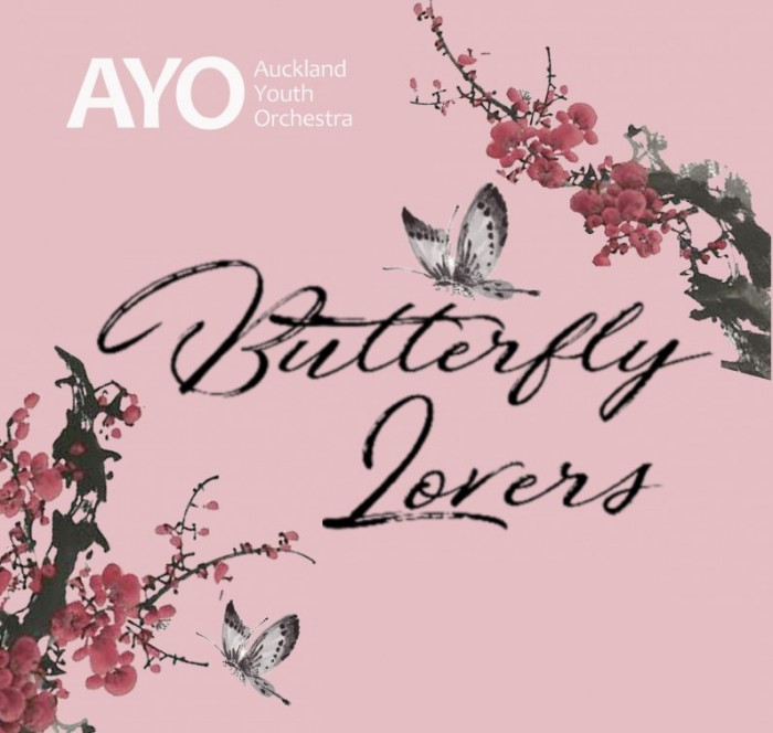 Auckland Youth Orchestra Concert - Butterfly Lovers