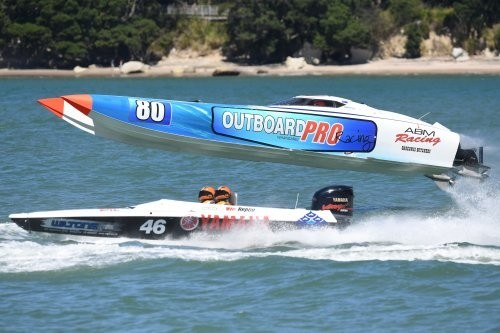 NZ Offshore Powerboat Racing Whitianga