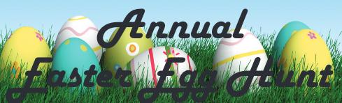 Easter Egg Hunt Whitianga Fun Zone