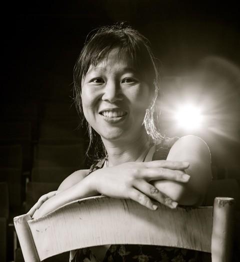 Renee Liang Creative Writing workshop Whitianga