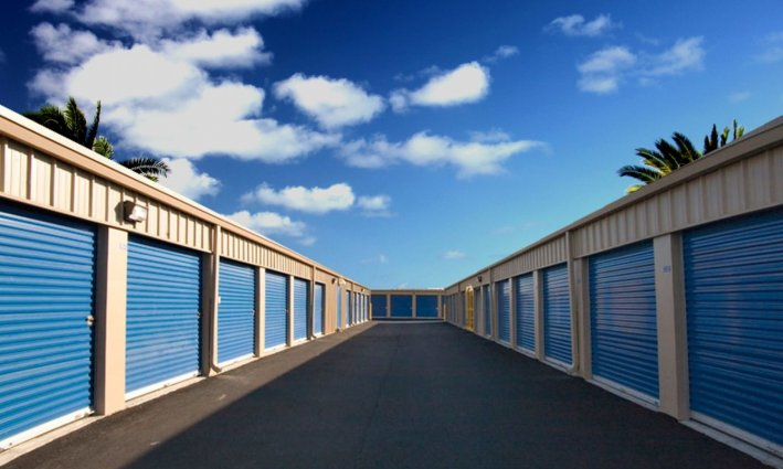 Whitianga Self Storage - secure storage units in central Whitianga