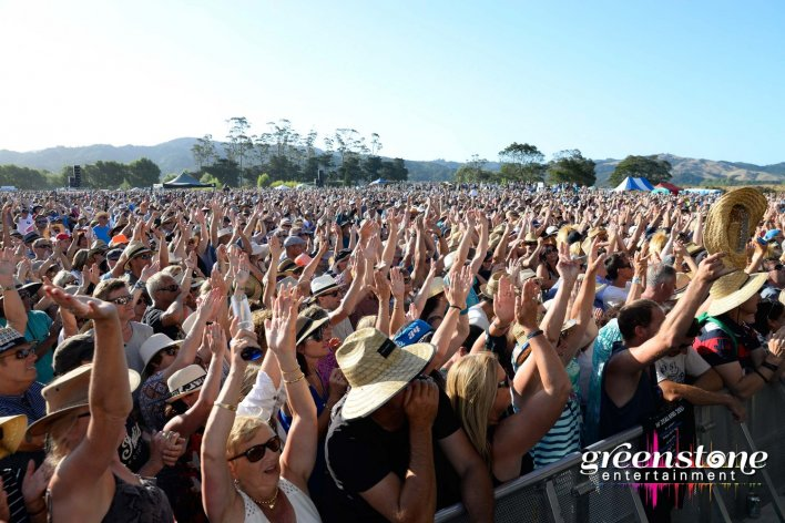 Whitianga Summer Concert 2019 - Greenstone Entertainment