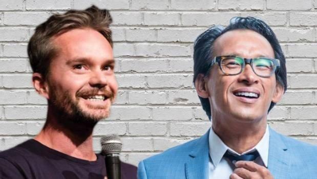 Rado and Raybon Save the World Comedy Stand up Comedy Tour Whitianga
