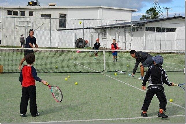 Mercury Bay Tennis Club