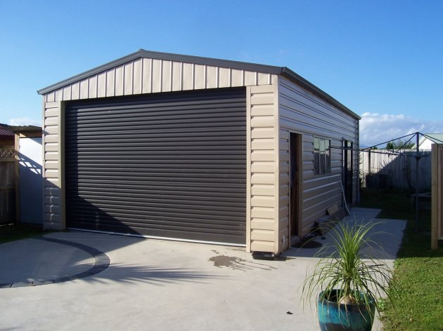 garage sleepout Helston Projects Ltd Builder Whitianga