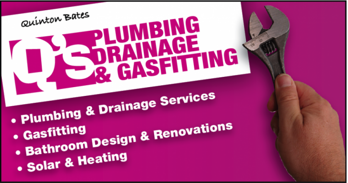 Q't Plumbing, Drainage & Gas Fitting