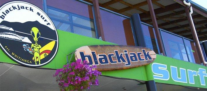 Blackjack Surf