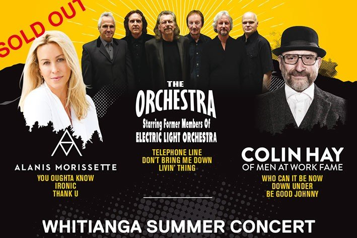 Whitianga Summer Concert 2018