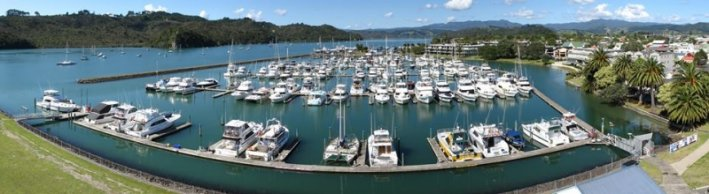 Whitianga Marina Boat Maintenance and Marina Facilities