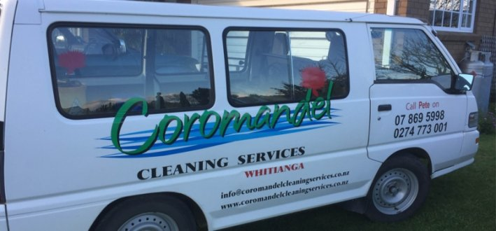 Coromandel Cleaning and Property Services