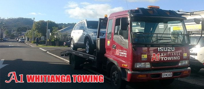 A1 Whitianga Towing